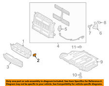 FORD OEM 13-16 C-Max Radiator Core Support-Upper Deflector Clip W706622S301