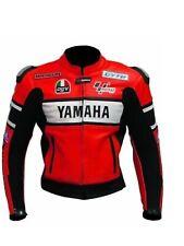 YAMAHA MOTORBIKE LEATHER JACKET/ MOTORCYCLE LEATHER JACKET