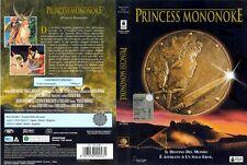 DVD PRINCESS MONONOKE - ed.italiana di Miyazaki 1° ediz