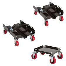 Black Ice Sno-1503 3 Piece Snowmobile Dolly Set