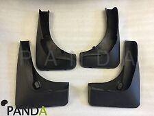 BMW X5 E70 07-14 MUD FLAP FLAPS FRONT REAR SPLASH GUARDS FENDER SET OEM STYLED
