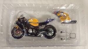 Troy Corser. Suzuki GSX-R1000. WSB2006. Minichamps 1/12.