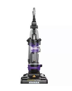 Eureka PowerSpeed Bagless Upright Vacuum - Purple