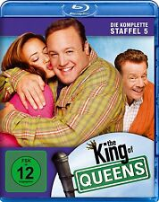 THE KING OF QUEENS, Staffel 5 (2 Blu-ray Discs) NEU+OVP