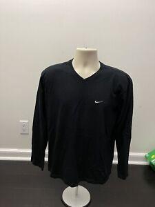Nike Training Dri-Fit Long Sleeve Shirt sz M