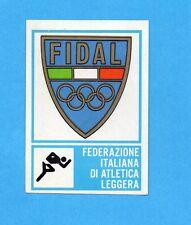 CAMPIONI dello SPORT 1973/74-Figurina n.2-ATLETICA LEG-SCUDETTO FEDERAZIONE-Rec