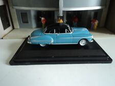 Oxford  1950  OLDSMOBILE  ROCKET 88   Blue / Black  1/87  HO  diecast   GM  NEW