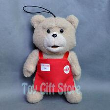 """Teddy Ted Bear 8"""" Plush Doll Stuffed Toy"""