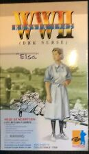 "LOWER PRICE! Dragon action figure WWII Russia 1942 (DRK Nurse) ""Elsa"""