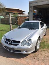 Mercedes Benz SL 500 V8