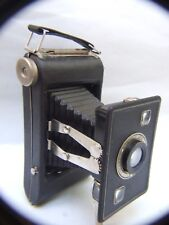 ANTIQUE  JIFFY KODAK FOLDING CAMERA USA 1900'S