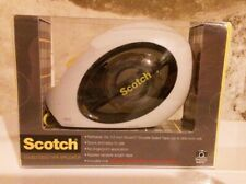 Scotch Permanent Double Sided Tape Dispenser for Scrapbooking, Paper, Crafts New