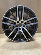 2015 Maserati Ghibli Rear Wheel Rim Rims #1 10x19 ET40 OEM LP