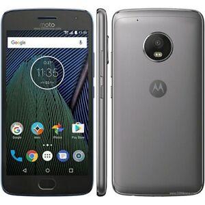 "Motorola Moto G5 Plus Unlocked Android Smartphone Dual SIM 5.2"" 32GB 12MP"