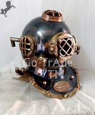 Sea Divers Scuba Antique US Navy Diving Helmet amazing costumes gift item