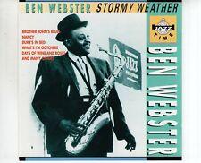 CD BEN WEBSTERstormy weatherPORTUGAL EX+ (B3604)