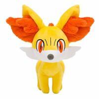 Pokemon Center Original Plush Doll Fennekin Fokko 825