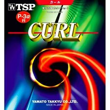 TSP Curl P3 Alpha R - Long Pips Table Tennis Rubber