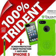 New Trident Perseus AMS Protective Case for Apple iPhone 5 + Screen Protector