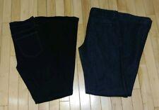 LOT OF 2 Joe's Jeans Trouser & Ann Taylor LOFT The Flare Womens Size 2 & 26