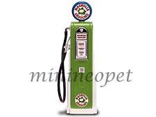 ROAD SIGNATURE 98741 MAGNOLIA GASOLINE VINTAGE GAS PUMP DIGITAL FOR 1/18 DIECAST