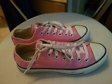 Converse Chucks All Star OX Canvas Schuhe Sneaker dunkel Rosa gr 39 Top