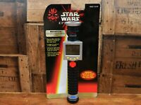 Star Wars Episode 1 Lightsaber Duel LCD Game - Tiger Electronics