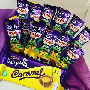 Cadbury Dairy Milk Caramel Chocolate Bouquet Hamper Gift All Occasions Easter