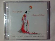 FREDDIE MERCURY The very best of solo cd SIGILLATO SEALED QUEEN