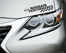 Performance Sticker Fits Nissan Logo Premium Qaulity Decals Graphics GP17