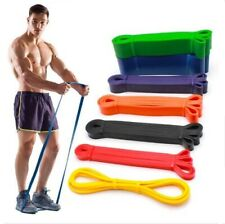 Resistance Elastic Band Latex Exercise Bands Pull Up Assist Bands Fitness Gym