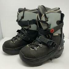 Rossignol Asyflex SIS Emery Snowboard Boots Black Size 9 US 27.5 EU 275mm