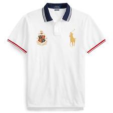 ***3XB*** BIG & TALL Ralph Lauren Mens S/S Blackwatch Mesh Polo Shirt