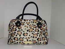 Betsy Johnson Handbag Leopard Print Cheetah Animal Print Purse Dr.  Pocketbook