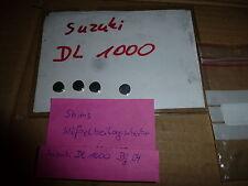 Suzuki DL1000, Shims,Stößelbeilagscheiben,250,270,285,290,siehe Bilder,
