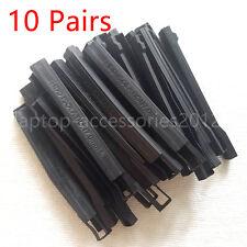 10 pairs For Dell E6330 E6530 E6430 E6540 E6440 7mm Hard Drive Rubber Rails  L+R