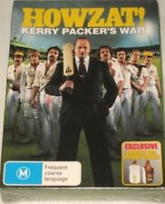 HOWZAT! Kerry Packer's War DVD EXCLUSIVE LIMITED EDITION BOX SET BRAND NEW R4