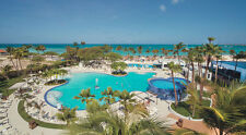 RIU PALACE ANTILLAS ARUBA ADULTS ONLY ALL INCLUSIVE VACATION 11/09/17