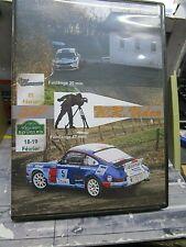 DVD Rallye Rally Boucles Spa Bastogne Legend Histo 2017 + Haspengouw 67 min.