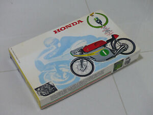 Rare Protar 1/9 Honda 250cc 6 Cylinder Racing Motorcycle Model Kit