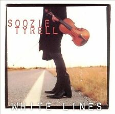 SOOZIE TYRELL - White Lines NEW CD ft Bruce Springsteen & Patti Scialfa E Street