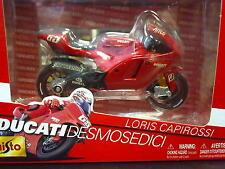 Maisto Ducati Desmosedici GP5 2005 1:18 rood (S) #65 Loris Capirossi