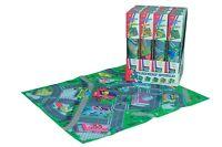 Majorette  Spiele Teppich  Rennstrecke 70 x 80 cm
