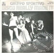 Single----Gruppo Sportivo------Rarität-----