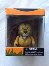 "Disney 3"" Vinylmation LION Animal Kingdom Mickey WDW king of the jungle"