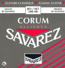 Savarez 500AR Corum Alliance Normal Silver Plated Classical Guitar Nylon Strings