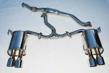 Invidia Q300 Cat-Back Exhaust for the 2011-2013 Subaru STi and WRX Sedan