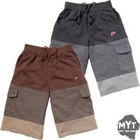 Nike Mens Fleece Shorts, Jogging Shorts, Long Sport Gym Shorts - S M L XL