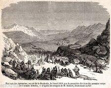 Bocchetta di Altare,Colle di Cadibona: PASSAGGIO APPENNINI nel Risorgimento.1859