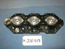 Evinrude Port Side Cylinder Head AY 5001266  lot# J/E-5-13 ML79